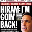 Hiram Monserrate Tells Daily News He's Back With Democrats