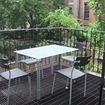 $4.5M Lawsuit Over UWS Neighbor's Backyard Hotel, Fence