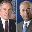 Bloomberg, Thompson March Today, Debate Tomorrow
