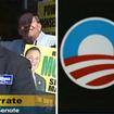 Monserrate Defends Obama Rip-Off Logo, Cynthia Nixon Attacks