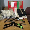 Heroin In Hangers Found At JFK Airport