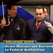 Disgraced State Senator Hiram Monserrate Surrenders to Feds!