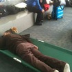 Frustrated Travelers Slowly Fly Out Of Snowbound Airports