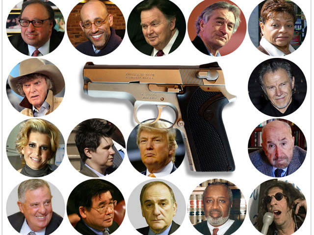 The Faces of Gun Ownership In The City