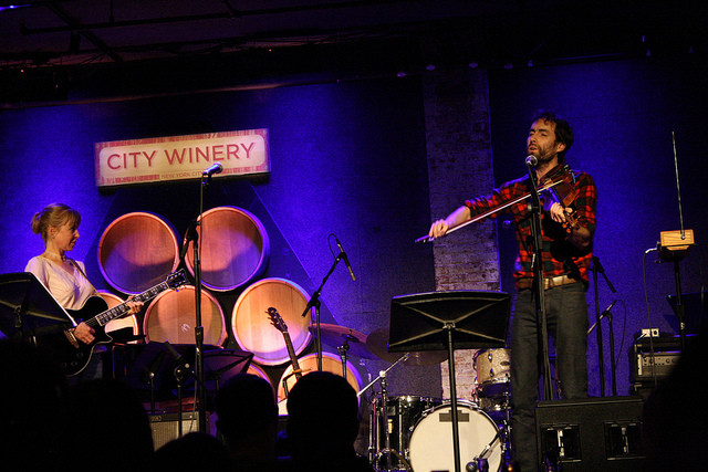Video: Andrew Bird Debuts New Song at City Winery