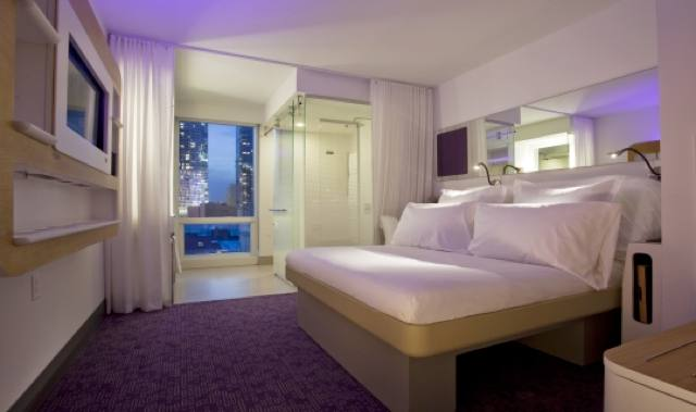 Hotels Give Tourists That