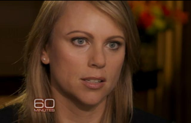 lara logan assault cell phone video. Video: Lara Logan Speaks Out