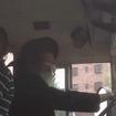 Video: Cyclist's Helmetcam Shows