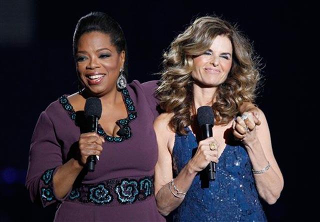 Oprah Films Farewell Show With Stars Including Tom Cruise, Aretha Franklin, Madonna, Even Dakota Fanning