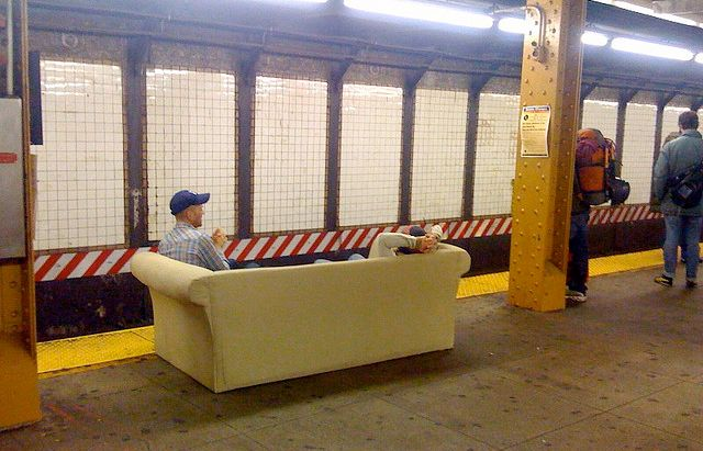 F'ing L! MTA Messes With Williamsburg Once Again