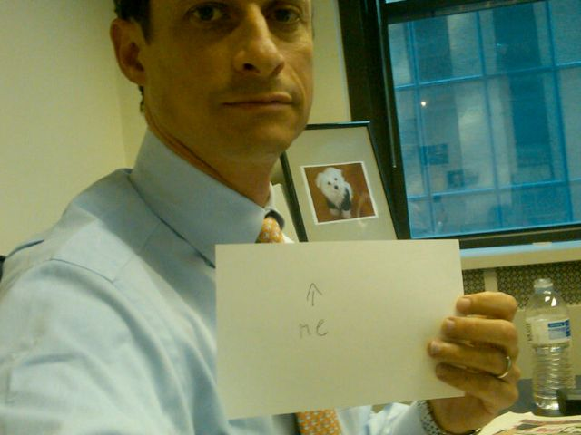 Haiku Friday: Zen And The Art Of Anthony Weiner's Sexts