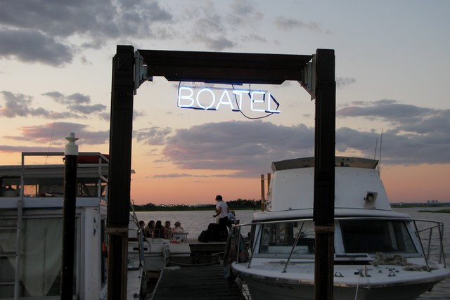 We Visit The Floating Boatel In The Rockaways, And Chat With The Creator