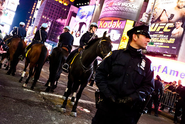Video: Did Police Entrap Occupy Wall Street Protester In Times Square?