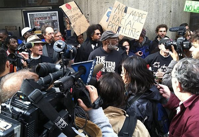 Update: Cornel West, Other Occupy Wall Street Protesters Arrested By NYPD