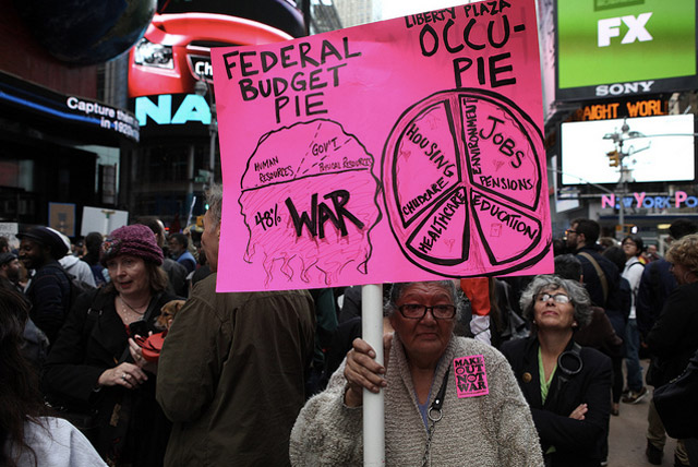 Finances Causing Strife At Occupy Wall Street As Drummers Threaten To Splinter Off