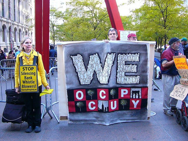 Four Arrested, One EMT Injured In Separate Incidents At Occupy Wall Street