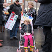 Videos: Did Occupy Wall Street Protesters Harass Kids Yesterday?