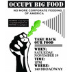 Occupy Big Food Rally Set For 1 PM Across From Zuccotti Park Today