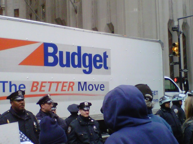 Alleged Occupy Wall Street Protester Arrested With Handgun