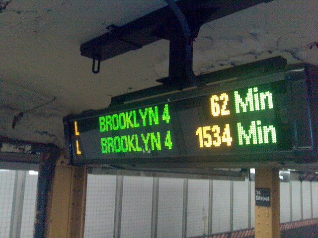 Happy Holidays From The MTA: 13 Subway Service Changes This Weekend