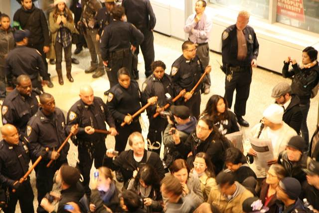 Anticipating Protest, Baruch College Reschedules Monday P.M. Classes
