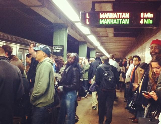 Monday Morning Mess: The L Train Is Still On Holiday