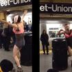 Video: Subway Shaman Performs Ritual L Train Dance