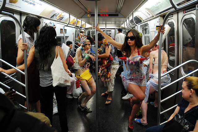 BREAKING: The L Train Is Running In And Out Of Manhattan Again!