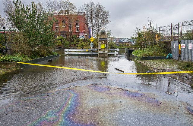 Gowanus Spread Poop Around During Sandy But Not Much Else, Says EPA