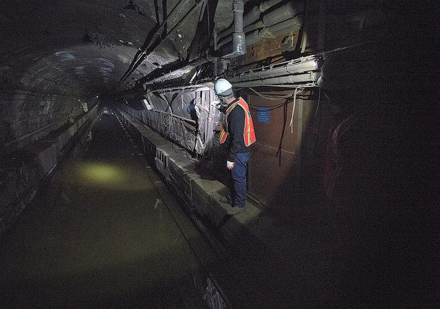 Photos: This Is Why There Is No L Service To Manhattan