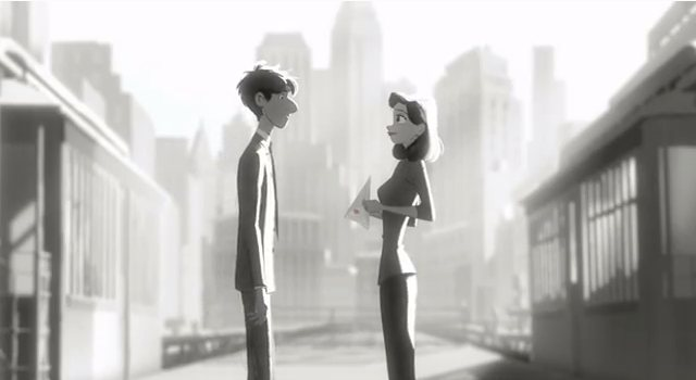 Video: Watch This Charming Oscar-Nominated Short Film About A NYC Romance