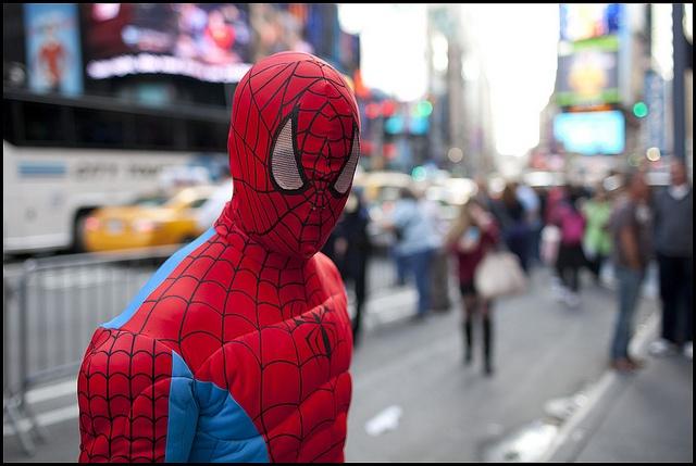 [Update] Spider-Man Trial Hinges On Web-Slinger's Unique Smell