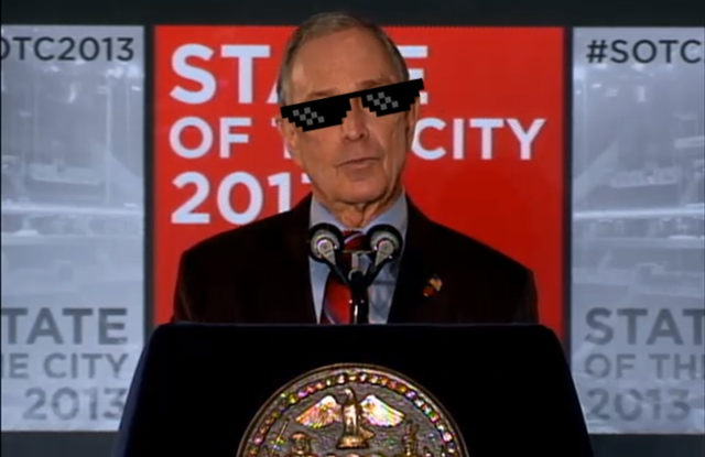 Reforming Marijuana Law, Adding Electric Cars: Top 10 Quotes From Bloomberg's Final State Of The City