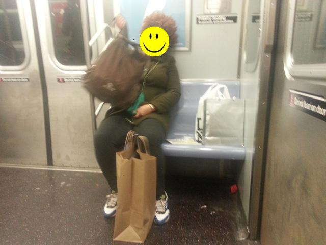 Don't Threaten To Kill L Train Riders Even If They Break Your Wine Glasses