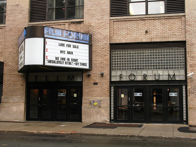 The 12 Best Movie Theaters In NYC