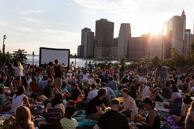 Brooklyn Bridge Park's Free Summer Movie Lineup Is Here!