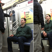 Photos: Google Glass Spotted On L Train