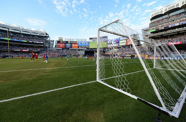 Soccer Returns To Yankee Stadium: Chelsea vs. Manchester City, Spain vs. Ireland