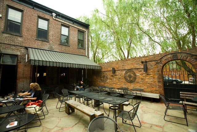 The 10 Best Bars With Outdoor Space In NYC