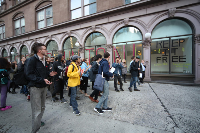 Cooper Union Students Hope To Mobilize Other Students To Fight The Man