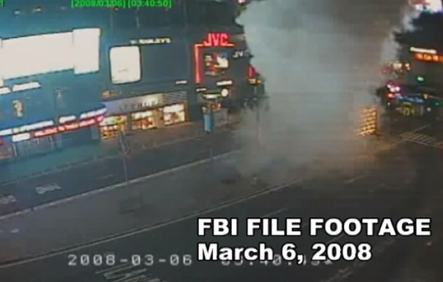 FBI Now Offering $115,000 Reward For Info On 2008 Times Square Bombing
