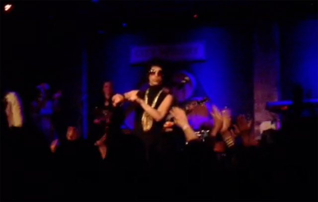 Purple Sunrise: Prince Played Until 6 A.M. At City Winery This Morning