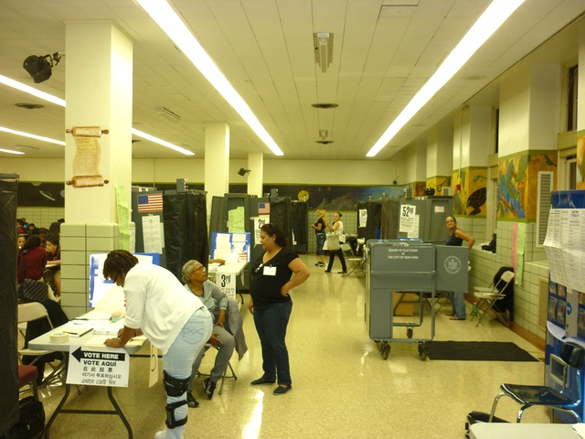 Don't Let Pushy Poll Workers Stop You From Photographing Your Polling Place