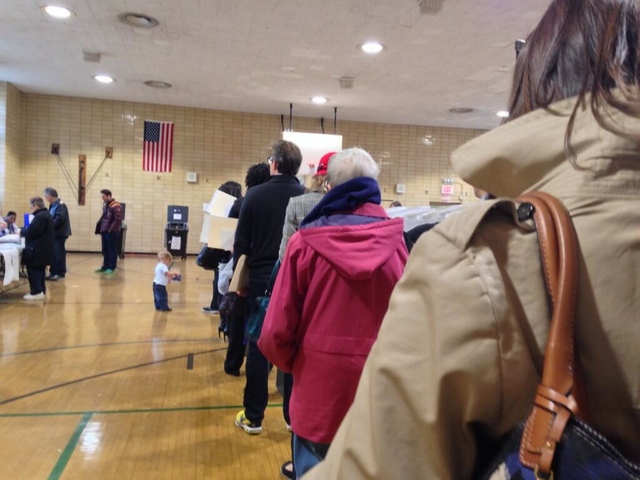[UPDATE] Malfunctioning Voting Machines Already Causing Problems At Some Polling Places