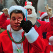 NYC To SantaCon: Stay Out Of Bushwick (Park)
