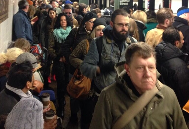Abject L Train Failure Well-Documented