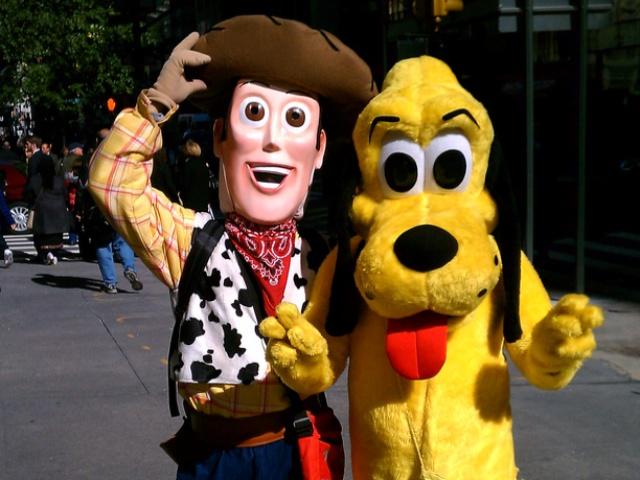 [Update] <em>Toy Story's</em> Woody Arrested For Allegedly