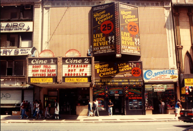 Photos: Revisit The Seedy Times Square Of The Late '80s
