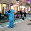 Times Square Cookie Monster Accused Of Shoving Child Gets One Day Community Service