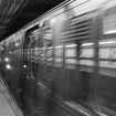 Man Walks Off After Nearly Getting Hit By L Train